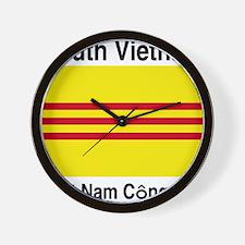 South-Vietnam-Light Wall Clock