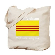 South-Vietnam-Dark Tote Bag