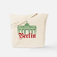 Berlin Brandenburg Gate Tote Bag
