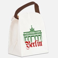 Berlin Brandenburg Gate Canvas Lunch Bag