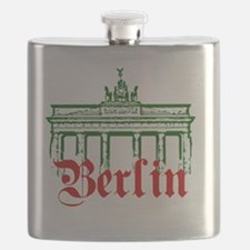 Berlin Brandenburg Gate Flask
