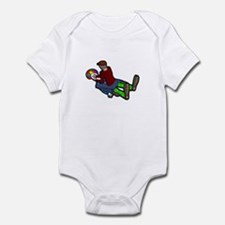 Funny Punch Infant Bodysuit