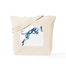 Ib in Motion (bro) Tote Bag