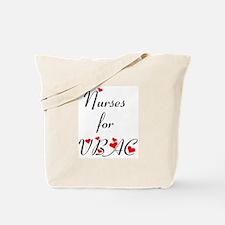Nurses for VBAC Tote Bag