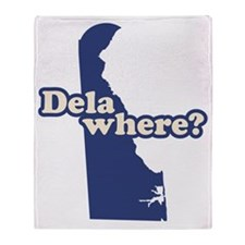 Delawhere Throw Blanket