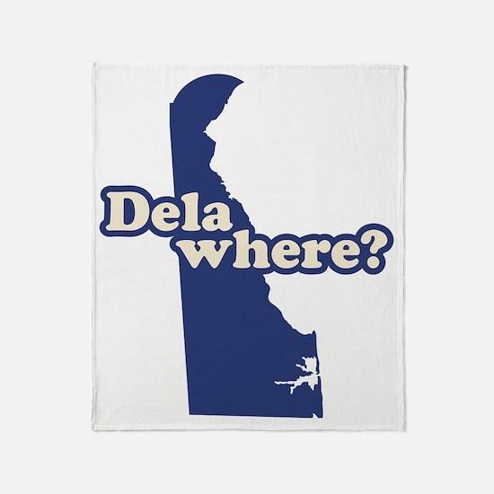 Delawhere Throw Blanket
