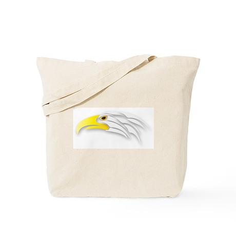 Tribal Bald Eagle Art 3 Tote Bag