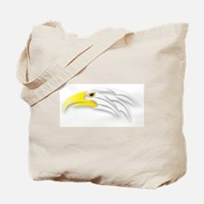 Tribal Bald Eagle Art 3 Tote Bag