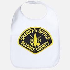 Plumas Sheriff Bib