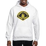 Plumas Sheriff Hooded Sweatshirt