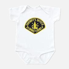 Plumas Sheriff Infant Bodysuit