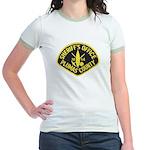 Plumas Sheriff Jr. Ringer T-Shirt