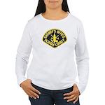 Plumas Sheriff Women's Long Sleeve T-Shirt