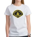 Plumas Sheriff Women's T-Shirt