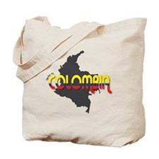 Hecho en Colombia Tote Bag