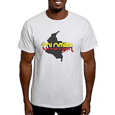 Hecho en Colombia T-Shirt