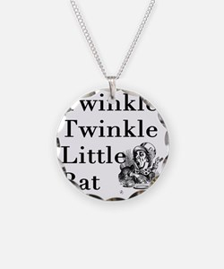 Mad Hatter- Twinkle Twinkle  Necklace