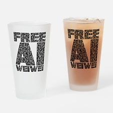 Free Ai Weiwei Drinking Glass