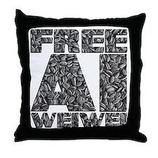 Free Ai Weiwei Throw Pillow