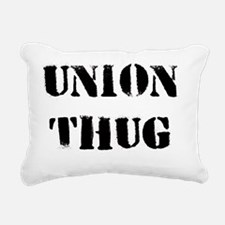 Original Union Thug Rectangular Canvas Pillow