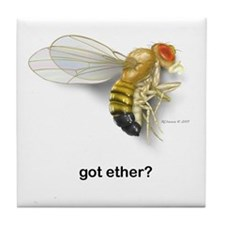 got ether? Tile Coaster