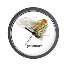 got ether? Wall Clock