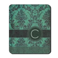 443_slider_monogram_C_02 Mousepad