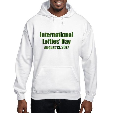 All Righty I'm a Lefty Hooded Sweatshirt
