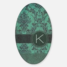 443_slider_monogram_K_02 Decal