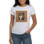Corgi Head Study Women's T-Shirt