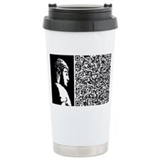 BUDDHA_SECRET_O_EXISTENCE Travel Mug