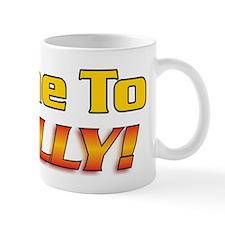 Time To Rally Mug