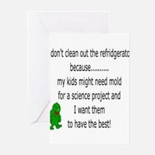 Mold Greeting Cards (Pk of 10)