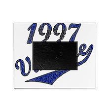 1997 Vintage Blue Picture Frame