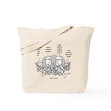 MEN_Hunting_High Volume Tote Bag