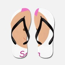 Baby Girl - Sofia Flip Flops