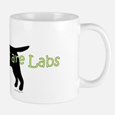 Lab_Siblings Mug