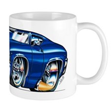 69chevelleHoodBlu Mug