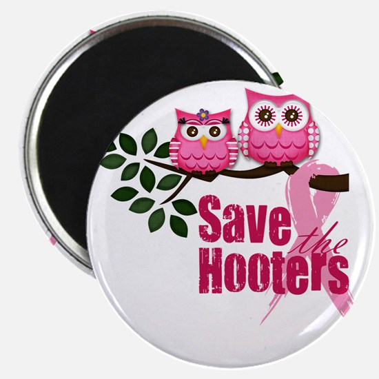 save the hooters 2 copy Magnet