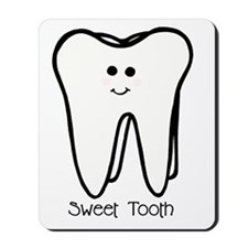 Sweet tooth light Mousepad