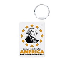 George Washington Keychains