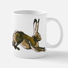 Hare (brown) Small Small Mug