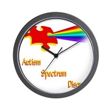 ASD Wall Clock