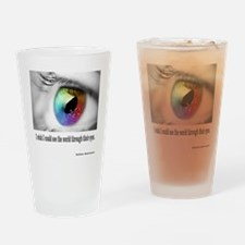 See The world Drinking Glass