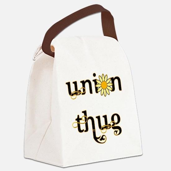 Daisy thug Canvas Lunch Bag