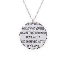 bewhoyouare Necklace