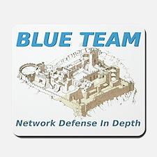 Blue Team - Network Defense Mousepad