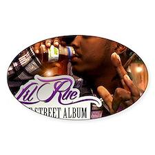 Lil Rue STreet Album poster 16x20 Decal
