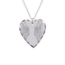 Angel Wings - Dark Necklace