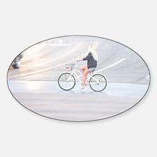 IMG_5464 Sticker (Oval)